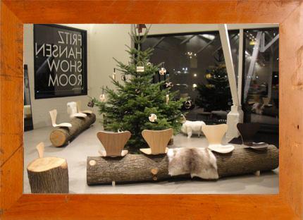 12.17(土) Fritz Hansen × mammoth school クリスマスパーティー Winter Wooden Wonderland @ フリッツ・ハンセン東京ショールーム