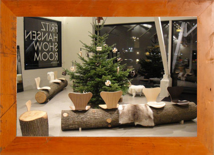 12.17 (Sat.) Fritz Hansen x Mammoth School  Christmas Party @ Fritz Hansen's Tokyo Showroom