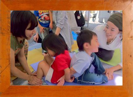 3.17(土) Sonoko&Yoko × mammoth 親子でヨガを楽しもう|マンモススクール @ 西宮阪急