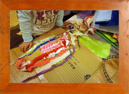 3.17(土) LiLicoi × mammoth さき織り体験|マンモススクール @ 西宮阪急