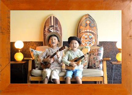 10.27(土) KAMAKA × mammoth 親子のためのウクレレ教室 @ 西宮阪急