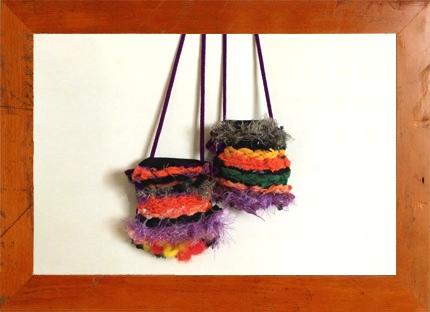 10.25(日) lilicoi × mammoth さき織りでハロウィンバッグをつくろう @ 西宮阪急