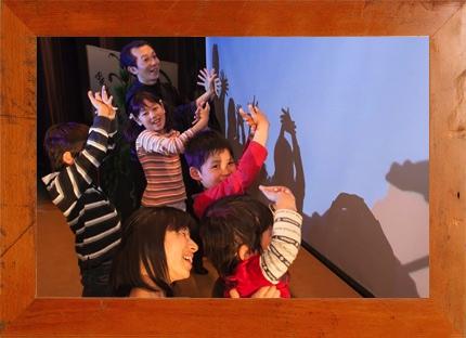 3.27(日) Kakashiza ×mammoth  手を使って影絵に挑戦しよう! @ 西宮阪急
