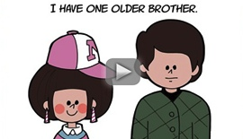 Mammoth English | Siblings