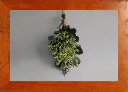 4.1(土) UNITED ARROWS green label relaxing 季節の花でスワッグをつくろう @ 西宮阪急