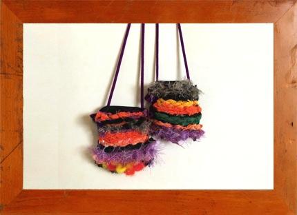 10.29(日) lilicoi × mammoth さき織りでハロウィンバッグをつくろう @ マンモススクール西宮阪急