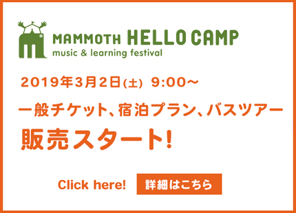 hellocamp ticket