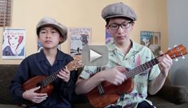 【ビデオ】ウクレレをひいてみよう!「春が来た」|KAMAKA #018